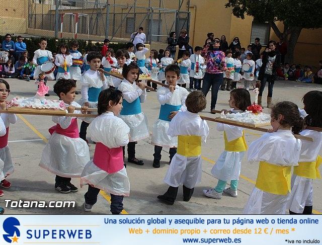 Procesión infantil Colegio Santiago - Semana Santa 2015 - 114