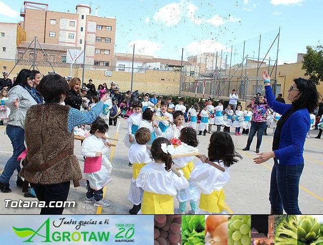 Procesión infantil Colegio Santiago - Semana Santa 2015 - 115