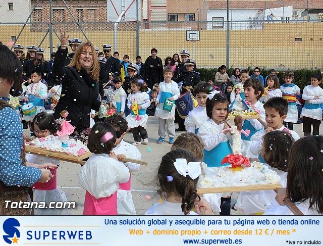 Procesión infantil Colegio Santiago - Semana Santa 2015 - 116