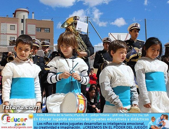 Procesión infantil Colegio Santiago - Semana Santa 2015 - 117