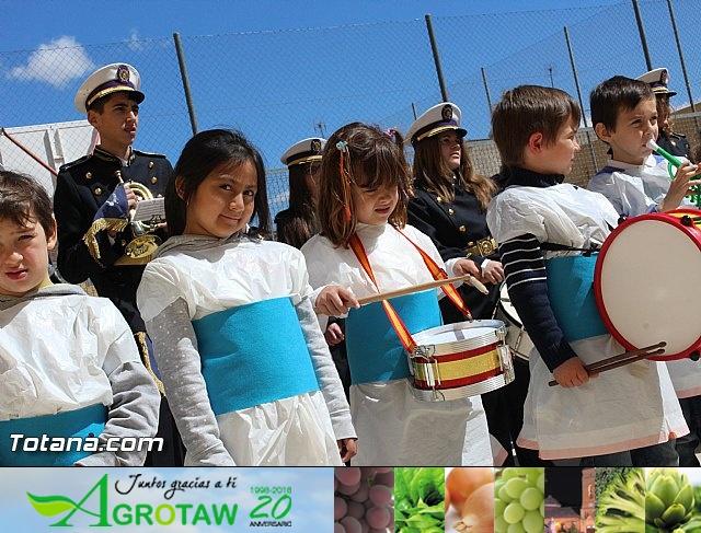 Procesión infantil Colegio Santiago - Semana Santa 2015 - 118