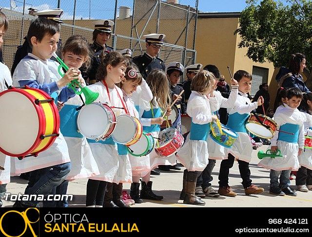 Procesión infantil Colegio Santiago - Semana Santa 2015 - 119