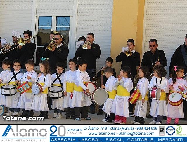Procesión infantil Colegio Santiago - Semana Santa 2015 - 120