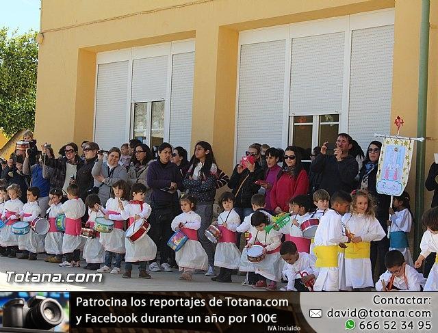 Procesión infantil Colegio Santiago - Semana Santa 2015 - 121