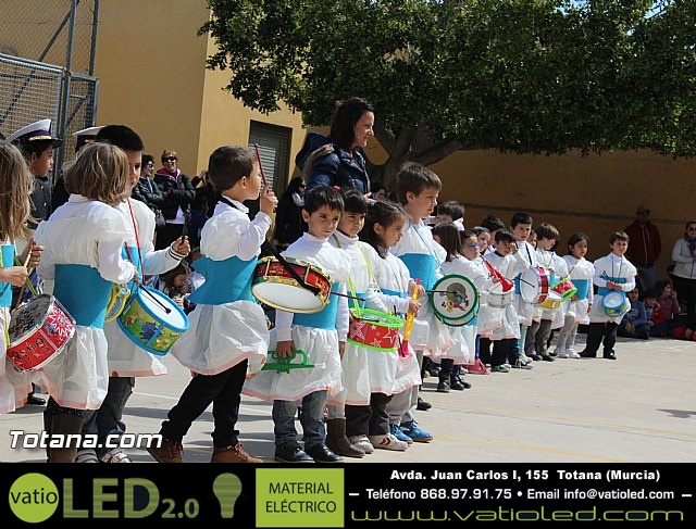 Procesión infantil Colegio Santiago - Semana Santa 2015 - 122