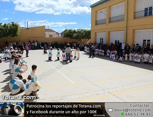 Procesión infantil Colegio Santiago - Semana Santa 2015 - 124