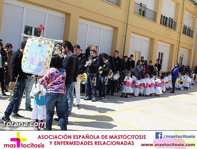 Procesión infantil Colegio Santiago - Semana Santa 2015 - 125