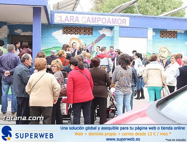 Procesión infantil. Escuela Infantil Clara Campoamor - Semana Santa 2014 - 1