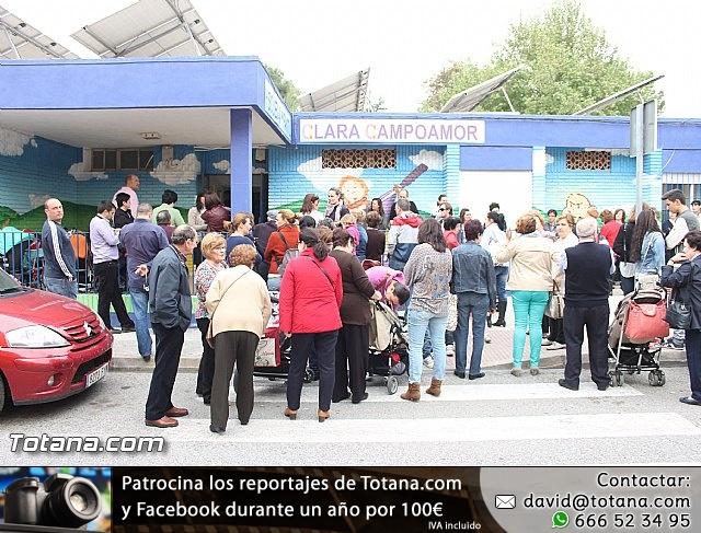 Procesión infantil. Escuela Infantil Clara Campoamor - Semana Santa 2014 - 2