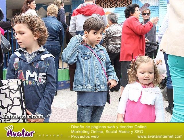 Procesión infantil. Escuela Infantil Clara Campoamor - Semana Santa 2014 - 4