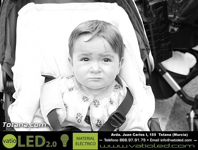 Procesión infantil. Escuela Infantil Clara Campoamor - Semana Santa 2014 - 5