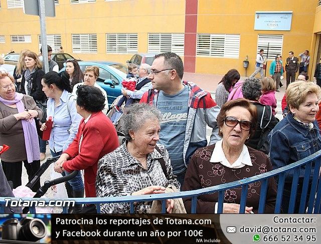 Procesión infantil. Escuela Infantil Clara Campoamor - Semana Santa 2014 - 11