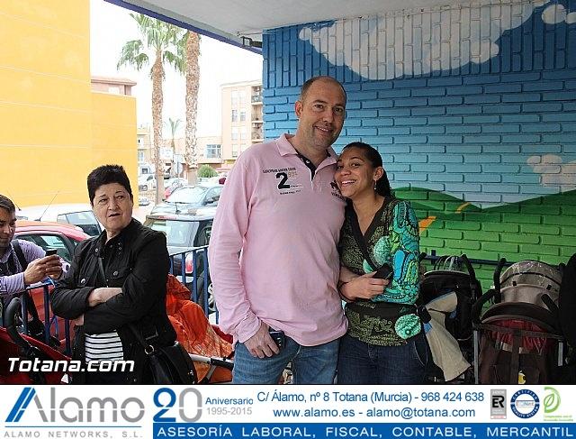 Procesión infantil. Escuela Infantil Clara Campoamor - Semana Santa 2014 - 13