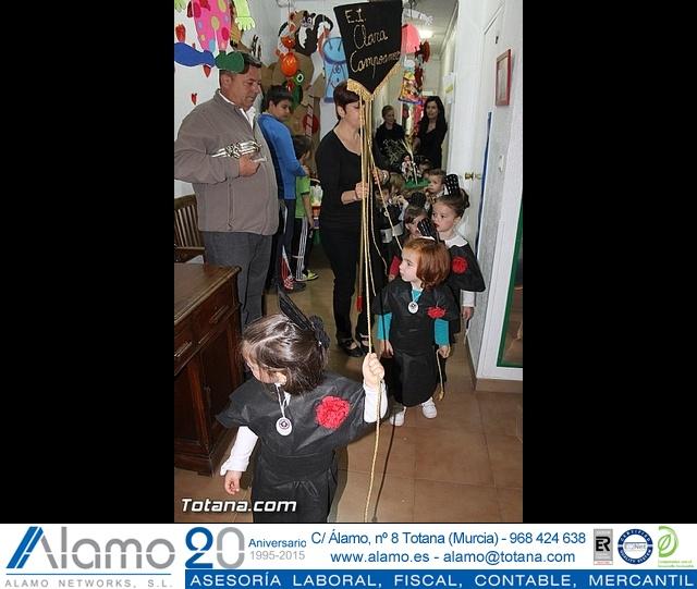 Procesión infantil. Escuela Infantil Clara Campoamor - Semana Santa 2014 - 17