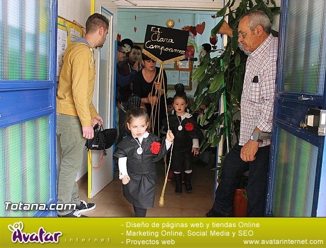 Procesión infantil. Escuela Infantil Clara Campoamor - Semana Santa 2014 - 18