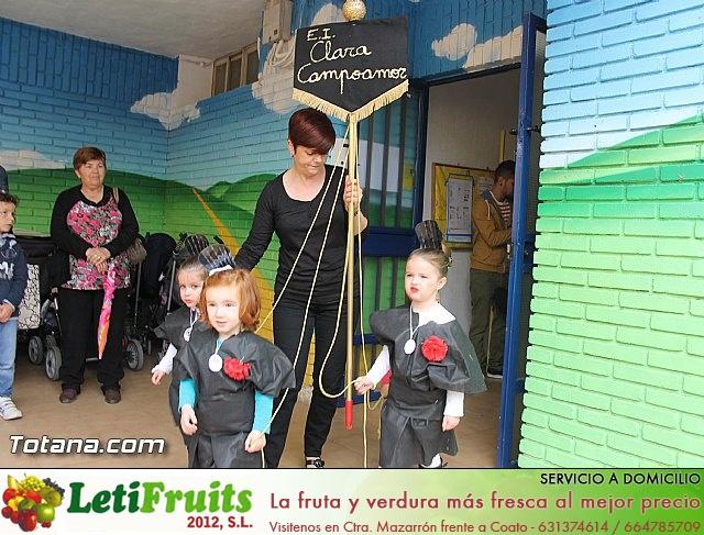 Procesión infantil. Escuela Infantil Clara Campoamor - Semana Santa 2014 - 19