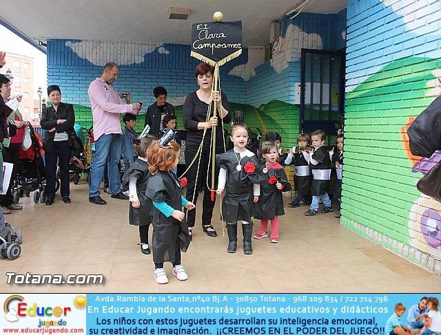 Procesión infantil. Escuela Infantil Clara Campoamor - Semana Santa 2014 - 20