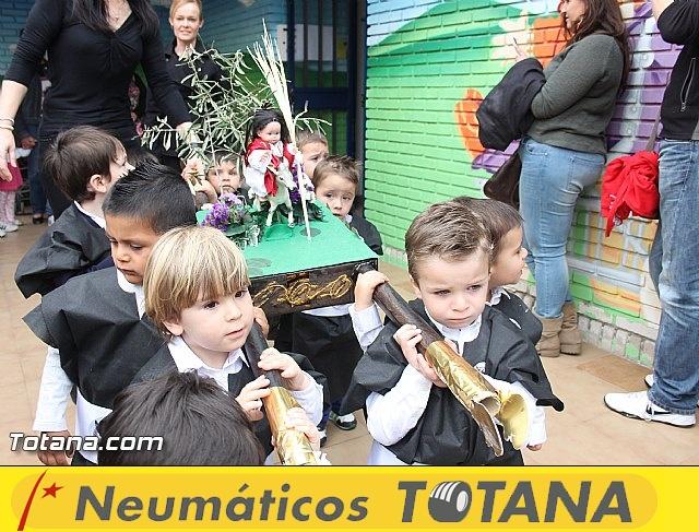 Procesión infantil. Escuela Infantil Clara Campoamor - Semana Santa 2014 - 23