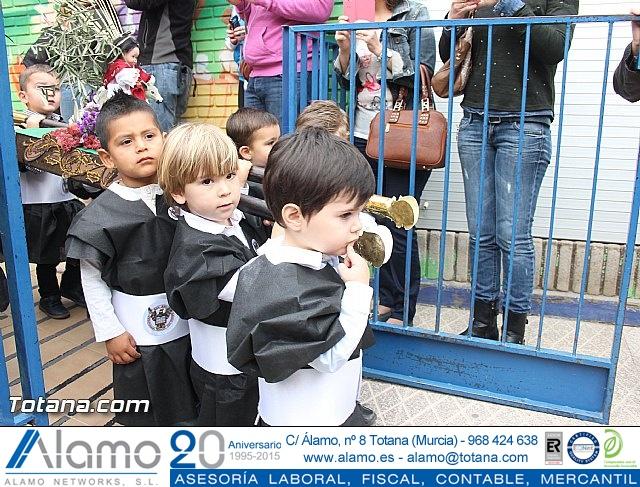 Procesión infantil. Escuela Infantil Clara Campoamor - Semana Santa 2014 - 24