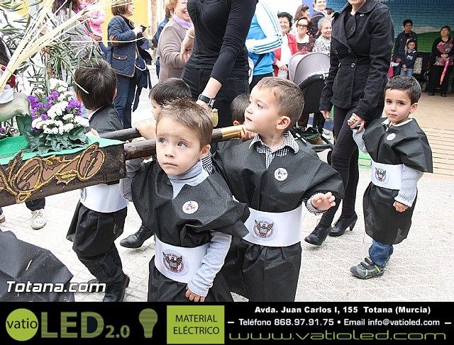 Procesión infantil. Escuela Infantil Clara Campoamor - Semana Santa 2014 - 28