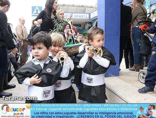 Procesión infantil. Escuela Infantil Clara Campoamor - Semana Santa 2014 - 31