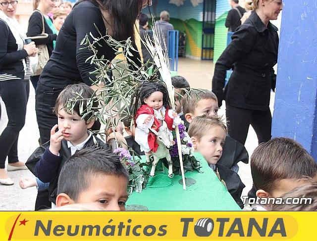 Procesión infantil. Escuela Infantil Clara Campoamor - Semana Santa 2014 - 32