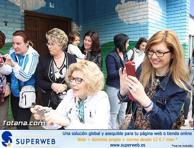 Procesión infantil. Escuela Infantil Clara Campoamor - Semana Santa 2014 - 33