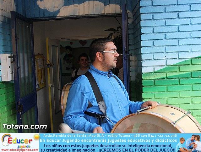 Procesión infantil. Escuela Infantil Clara Campoamor - Semana Santa 2014 - 35