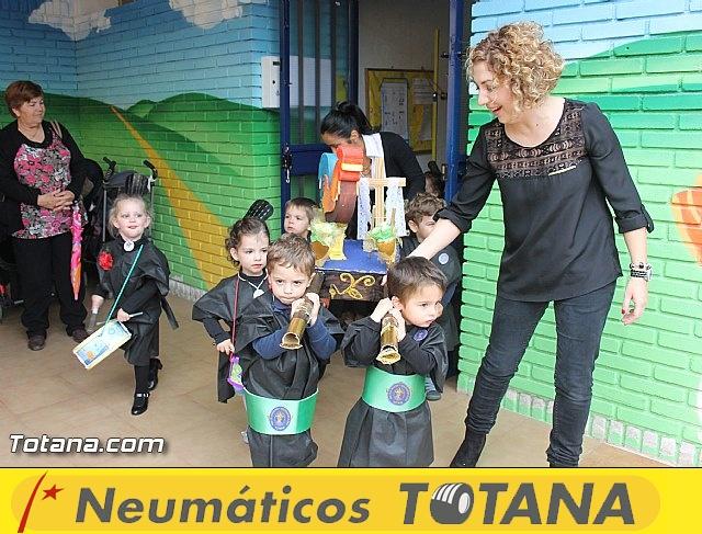 Procesión infantil. Escuela Infantil Clara Campoamor - Semana Santa 2014 - 38