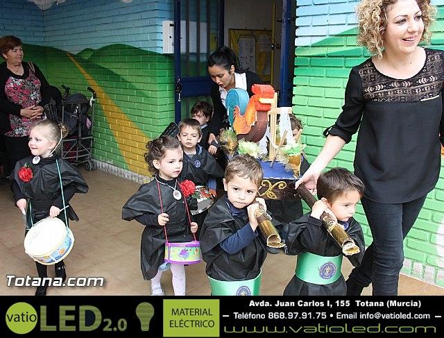 Procesión infantil. Escuela Infantil Clara Campoamor - Semana Santa 2014 - 39