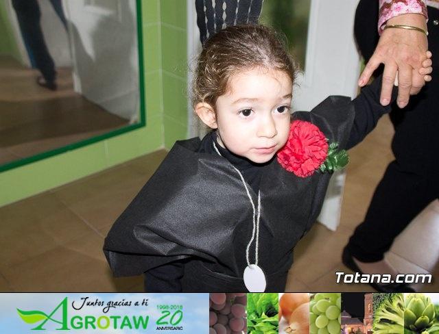 Procesión infantil Escuela Municipal Infantil