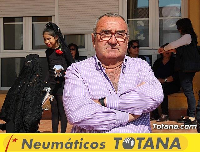 Procesión infantil Colegio Santa Eulalia - Semana Santa 2017 - 5