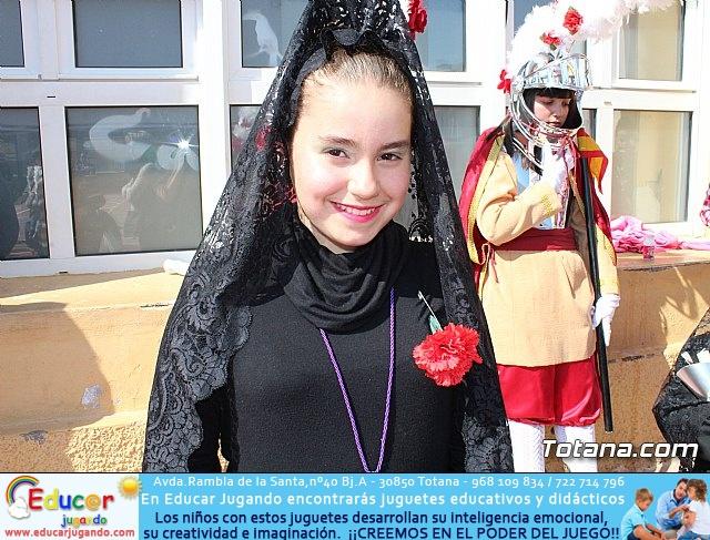 Procesión infantil Colegio Santa Eulalia - Semana Santa 2017 - 15