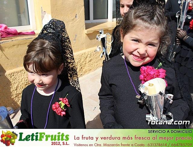 Procesión infantil Colegio Santa Eulalia - Semana Santa 2017 - 16