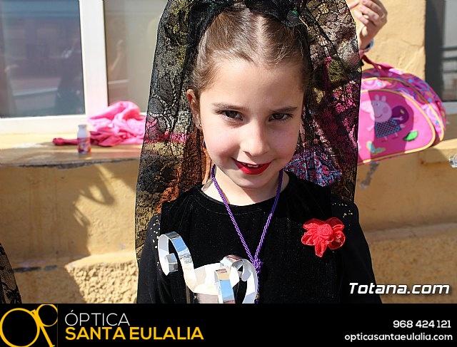 Procesión infantil Colegio Santa Eulalia - Semana Santa 2017 - 17