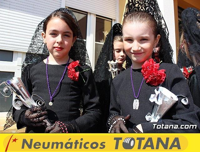 Procesión infantil Colegio Santa Eulalia - Semana Santa 2017 - 25