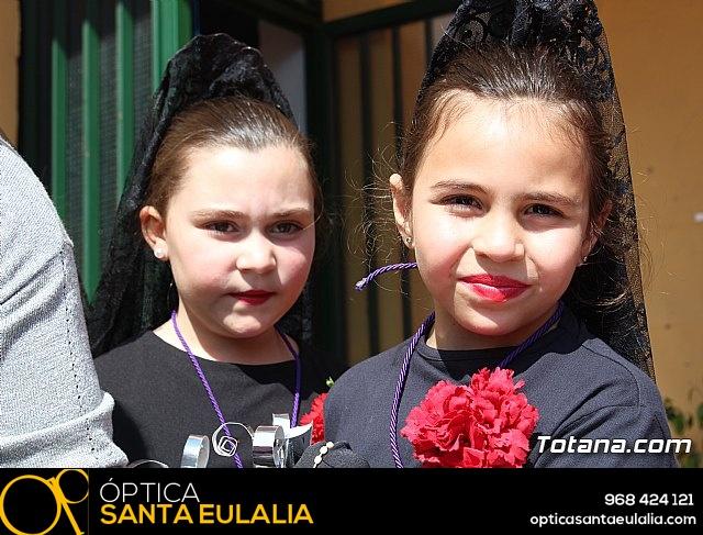Procesión infantil Colegio Santa Eulalia - Semana Santa 2017 - 30
