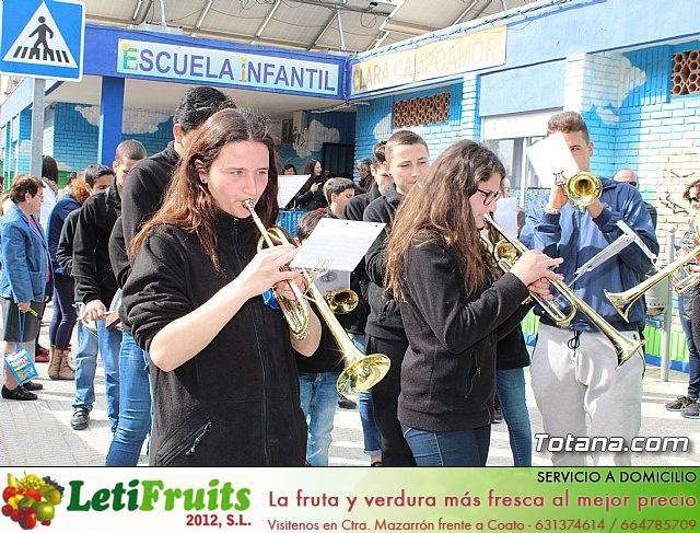 Procesión infantil Semana Santa 2018 - Escuela Infantil Clara Campoamor - 1