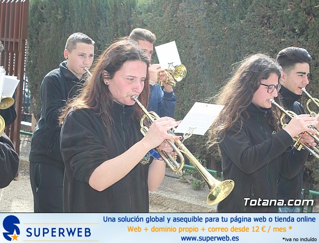 Procesión infantil Semana Santa 2018 - Escuela Infantil Clara Campoamor - 8