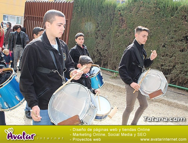 Procesión infantil Semana Santa 2018 - Escuela Infantil Clara Campoamor - 12