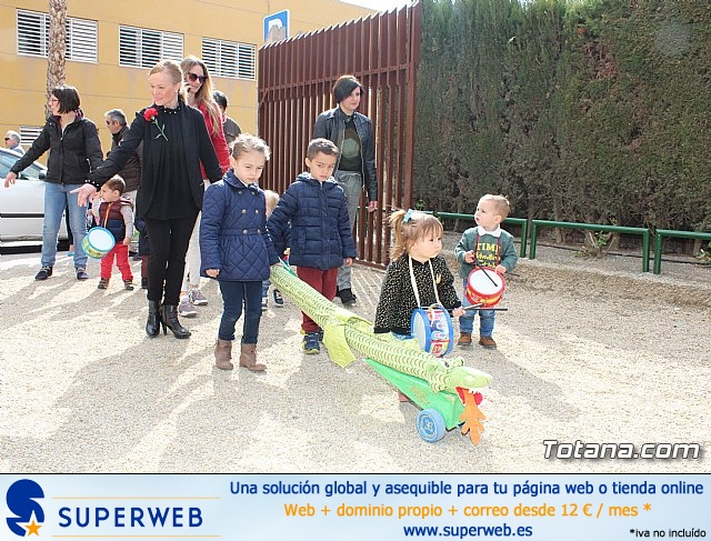 Procesión infantil Semana Santa 2018 - Escuela Infantil Clara Campoamor - 14