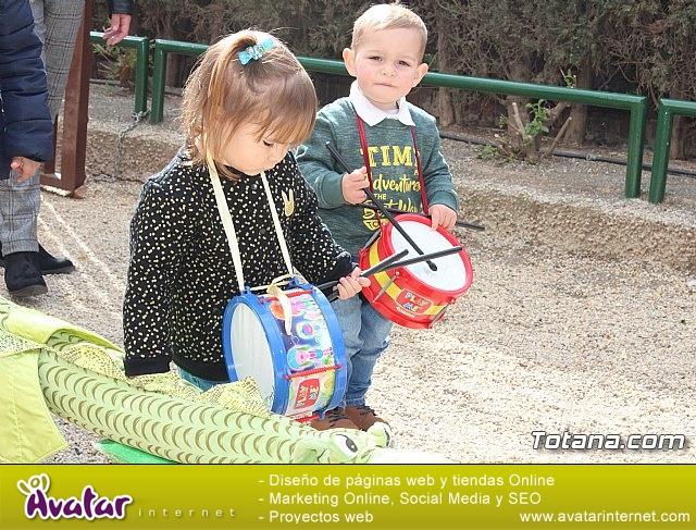 Procesión infantil Semana Santa 2018 - Escuela Infantil Clara Campoamor - 15