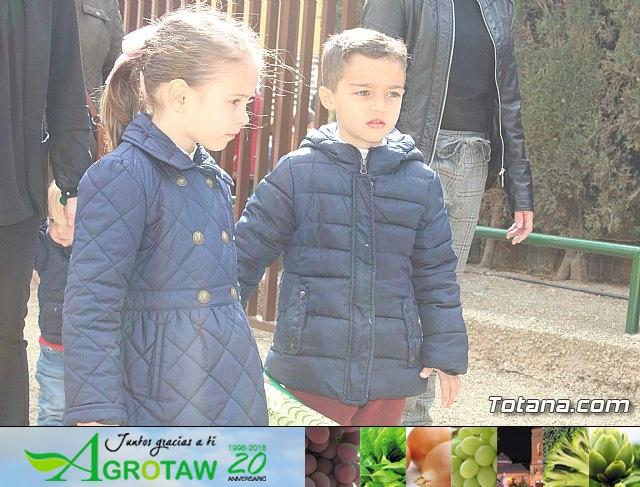 Procesión infantil Semana Santa 2018 - Escuela Infantil Clara Campoamor - 16