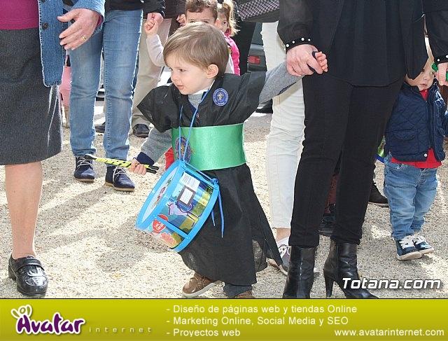 Procesión infantil Semana Santa 2018 - Escuela Infantil Clara Campoamor - 17