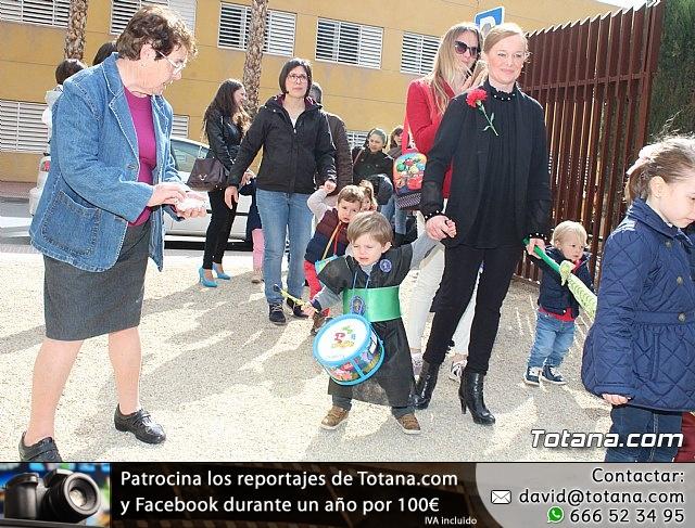 Procesión infantil Semana Santa 2018 - Escuela Infantil Clara Campoamor - 18