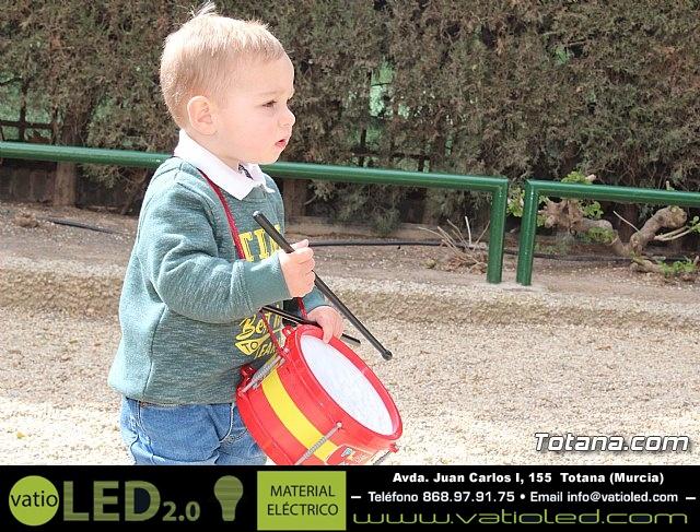 Procesión infantil Semana Santa 2018 - Escuela Infantil Clara Campoamor - 19