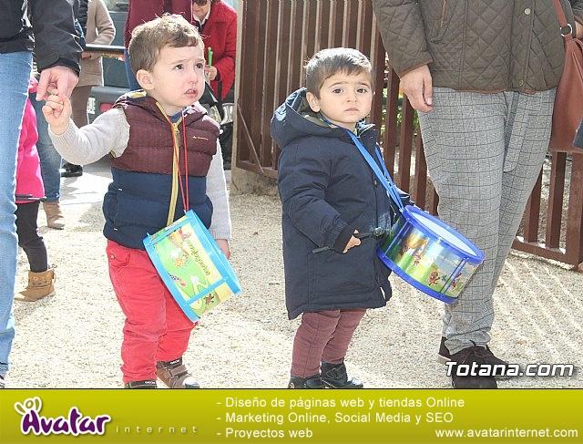 Procesión infantil Semana Santa 2018 - Escuela Infantil Clara Campoamor - 21