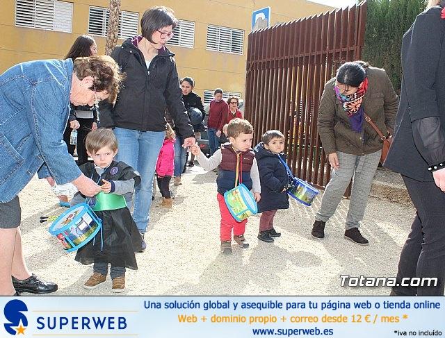 Procesión infantil Semana Santa 2018 - Escuela Infantil Clara Campoamor - 22