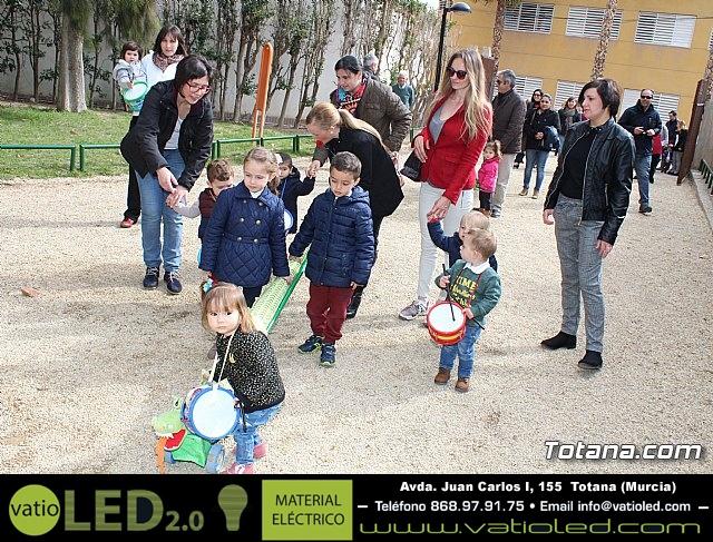 Procesión infantil Semana Santa 2018 - Escuela Infantil Clara Campoamor - 23