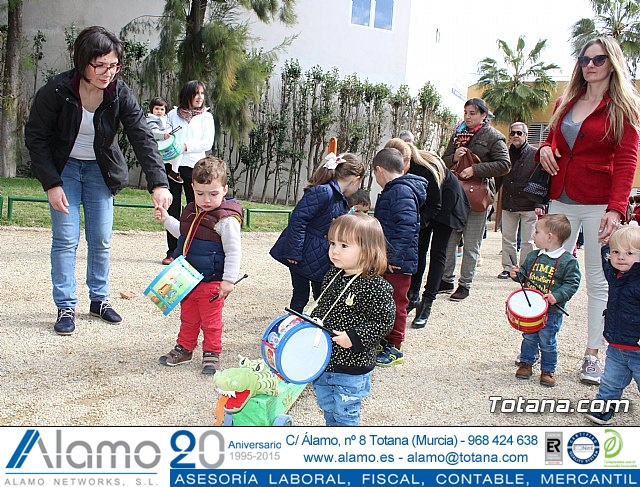 Procesión infantil Semana Santa 2018 - Escuela Infantil Clara Campoamor - 26